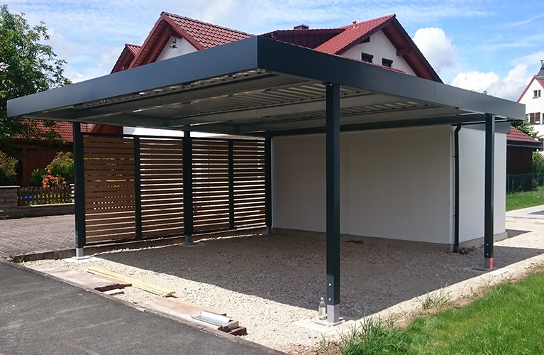 Carport und Garage in Berlin: Alle Infos »
