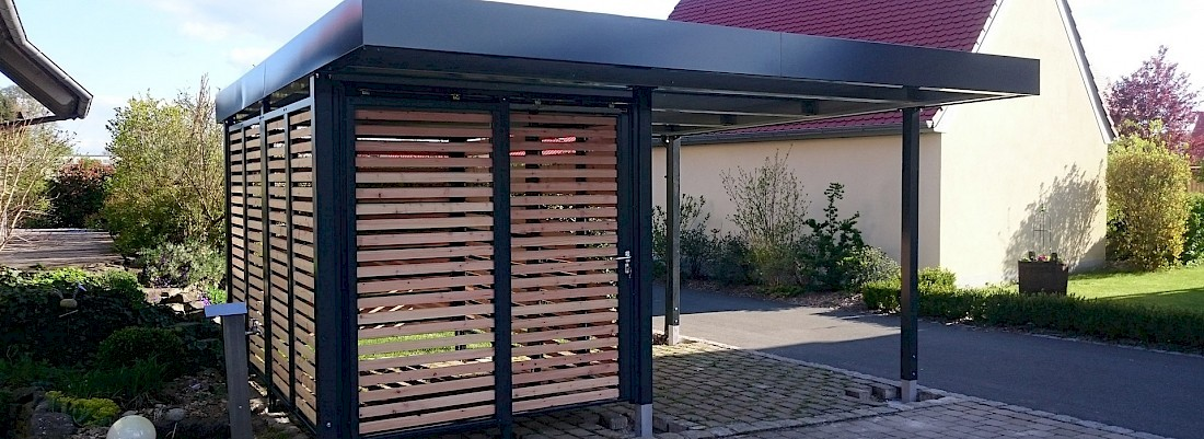 carport und garage in freiburg alle infos. Black Bedroom Furniture Sets. Home Design Ideas