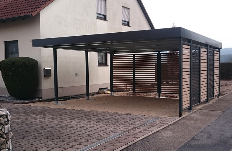 carport und garage in hamburg alle infos. Black Bedroom Furniture Sets. Home Design Ideas