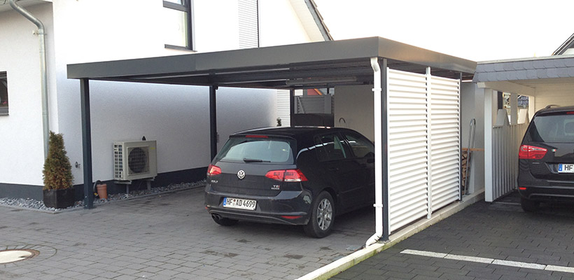 carport preis nett metall carport preise wpc mit ger c. Black Bedroom Furniture Sets. Home Design Ideas